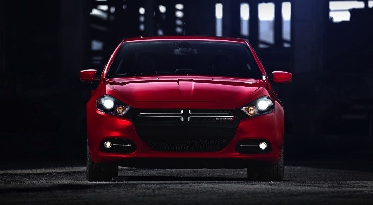 2013 Dodge Dart with DCT EPA-Rated at 37 MPG Highway