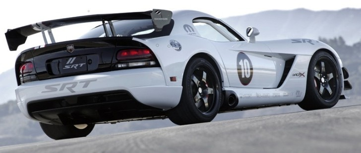 2013 Dodge Viper to Debut at New York Auto Show