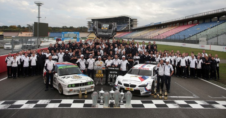 BMW Review: 2013 DTM Season