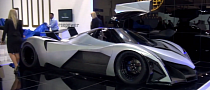 2013 Dubai: 5000 HP Devel Sixteen [Video]