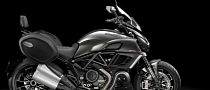 2013 Ducati Diavel Strada, the Touring Diavel?