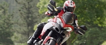 2013 Ducati Multistrada Pikes Peak Promo Action [Video]