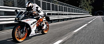 2013 EICMA: 2014 KTM RC390 Finally Unveiled [Photo Gallery]