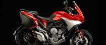 2013 EICMA: 2014 MV Agusta Turismo Veloce 800, the Sleek Sporty Tourer [Photo Gallery]