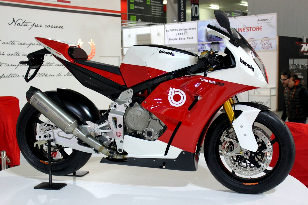 2013 Eicma Bimota Bb3 Is Powered By A Bmw S1000rr Engine Autoevolution