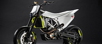 2013 EICMA: Is Husqvarna 701 Concept a Blinged KTM 690 SMC?