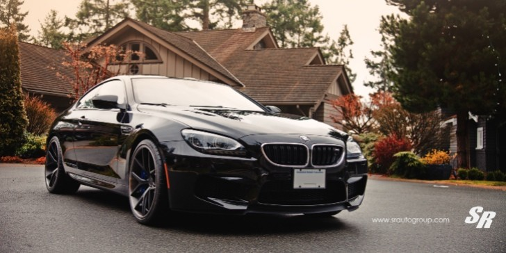 2013 F12 BMW M6 on PUR Wheels [Photo Gallery]