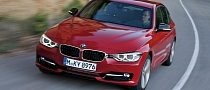 2013 F30 BMW 3-Series with xDrive US Pricing