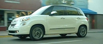 2013 Fiat 500L First Video in US Spec Revealed after LA Debut [Video]