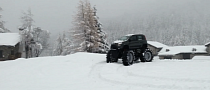 2013 Fiat Panda Becomes a Monster Truck [Video]
