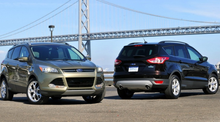 2013 ford escape 1 6 ecoboost recalled autoevolution. Cars Review. Best American Auto & Cars Review