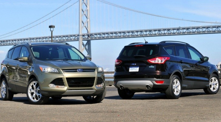2013 Ford Escape Gets EPA-Certified at 33 MPG
