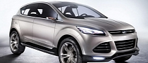 2013 Ford Escape to Debut at LA Auto Show, Engines Announced