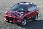 2013 Ford Escape Unveiled, Gets Kuga Platform, Ecoboost Engines [Photo Gallery]