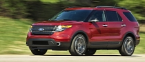 2013 Ford Explorer Sport [Photo Gallery]