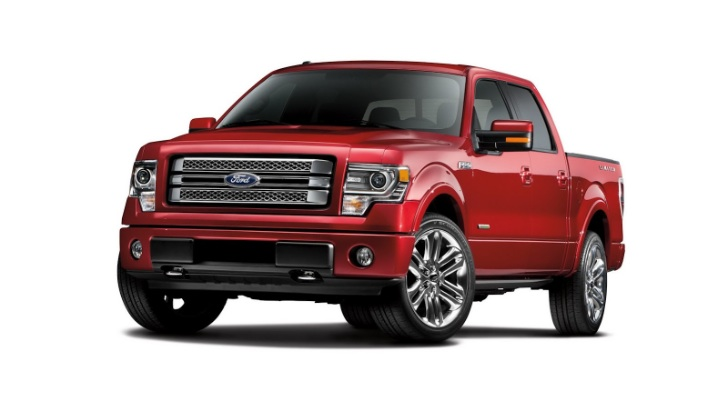 2013 Ford F 150 Limited Revealed Autoevolution