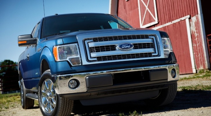 2013 ford f 150 pricing released autoevolution. Black Bedroom Furniture Sets. Home Design Ideas