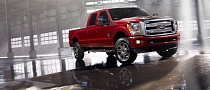 2013 Ford F-Series Super Duty Launched with Platinum Model [Video] [Photo Gallery]