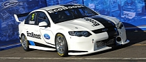 2013 Ford Facon Race Car for V8 Supercars Unveiled