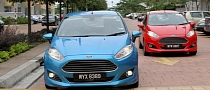 2013 Ford Fiesta Facelift on Sale in Malaysia with New 1.5-liter Ti-VCT Engine [Video]