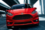 2013 Ford Fiesta ST Acceleration [Video]