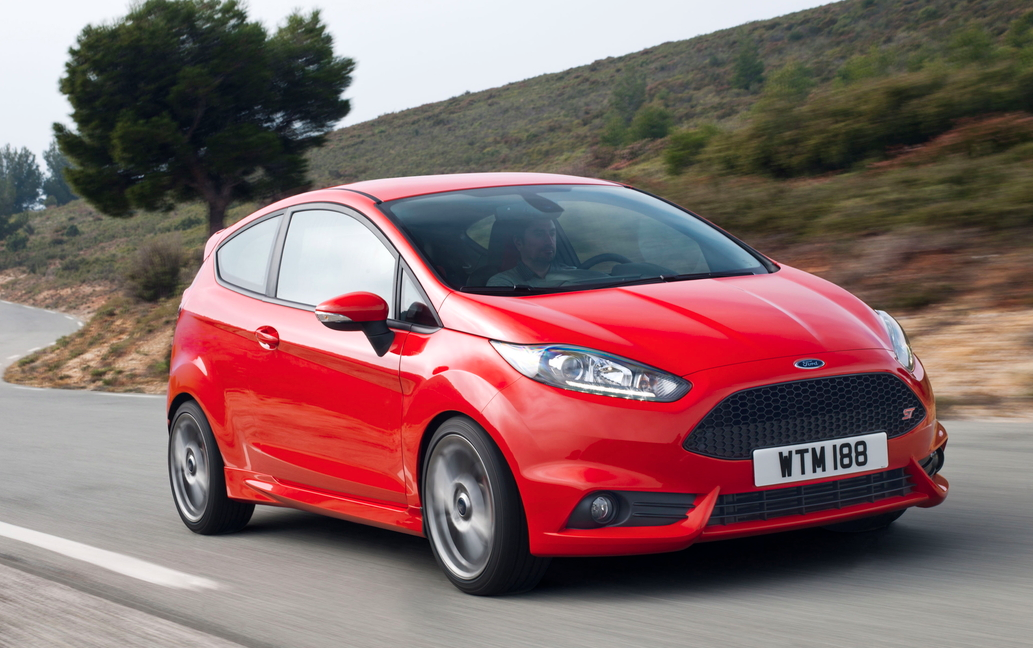 2013 Ford Fiesta St Full Pricing And Details For Uk Market Announced