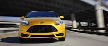 2013 Ford Focus ST: EPA-Rated at 32 MPG