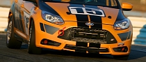 2013 Ford Focus ST-R Racing Debut at Daytona Grand-Am 200