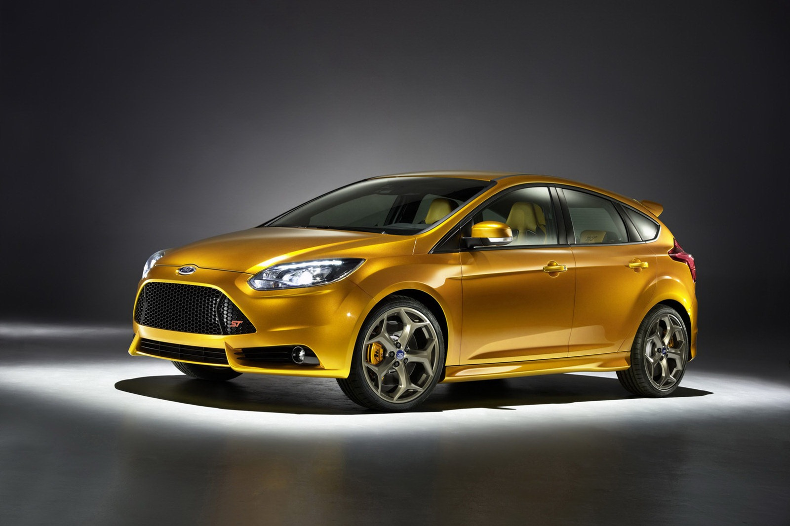 2013 ford focus st us pricing leaked autoevolution. Black Bedroom Furniture Sets. Home Design Ideas