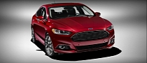 2013 Ford Fusion Configurator Launched: Build Your Own