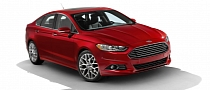 2013 Ford Fusion Named IIHS Top Safety Pick