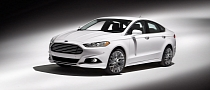 2013 Ford Fusion Pricing Announced via Configurator