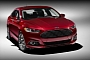 2013 Ford Fusion Revealed too Soon?
