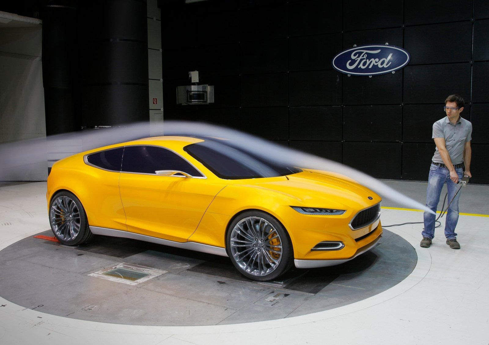 2013 ford fusion to use 1 6 liter ecoboost engine autoevolution