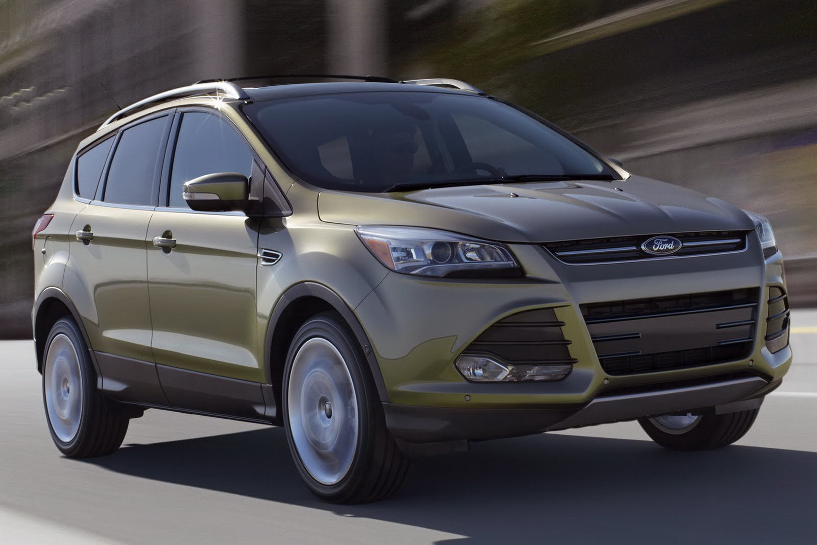 2013 ford kuga coming to geneva autoevolution. Black Bedroom Furniture Sets. Home Design Ideas