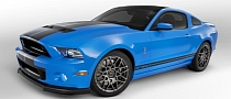 2013 Ford Mustang Shelby GT500 Gets Advanced Launch Control