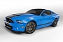 2013 Ford Mustang Shelby GT500 Revealed, Has 650 HP [Photo Gallery]