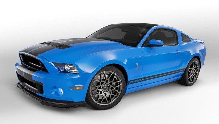 2013 ford mustang shelby gt500 revealed has 650 hp autoevolution. Black Bedroom Furniture Sets. Home Design Ideas