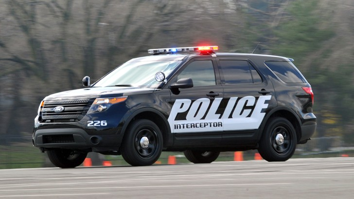 2013 Ford Police Interceptor Utility Investigated by NHTSA for Brake Hose Failures - autoevolution