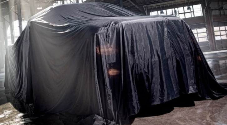 2013 Ford Super Duty: First Teaser Photo