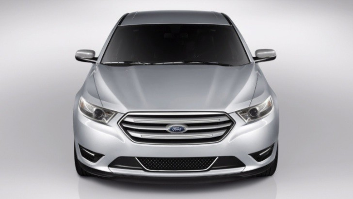2013 ford taurus 2 0 ecoboost rated at 32 mpg autoevolution. Black Bedroom Furniture Sets. Home Design Ideas