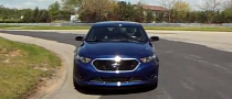 2013 Ford Taurus SHO Proves Track Performance [Video]
