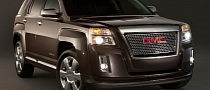 2013 GMC Terrain Denali Starts at $35,350