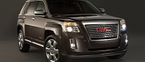 2013 GMC Terrain Gets Denali Pack and New V6 [Photo Gallery]