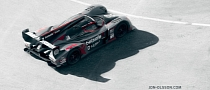 2013 Gumball 3000: Jon Olsson's Ultima GTR Rebellion