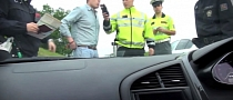 2013 Gumball 3000: Police Busts Audi R8 [Video]