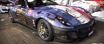 2013 Gumball 3000: Team 50 Ferrari 599 GTO [Video]