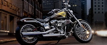 2013 Harley-Davidson CVO Breakout Boasts a Very Modern Look [Photo Gallery]