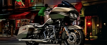 2013 Harley-Davidson CVO Road Glide, the Custom Cruiser Elite