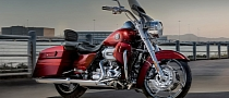 2013 Harley-Davidson CVO Road King Is a Timeless Cruiser